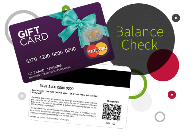 Balance check gift vouchers gift cards and gift certificates your balance negle Image collections